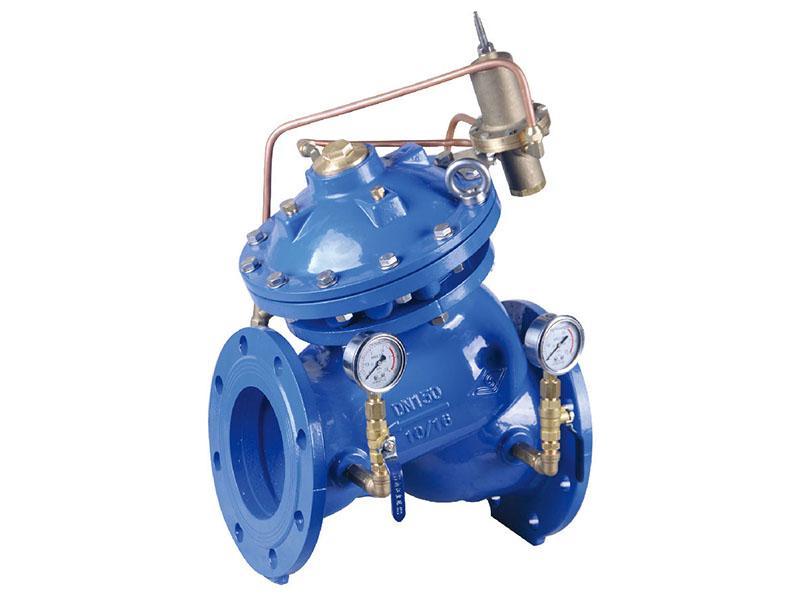 ZSJZ 马鞍式水流指示器