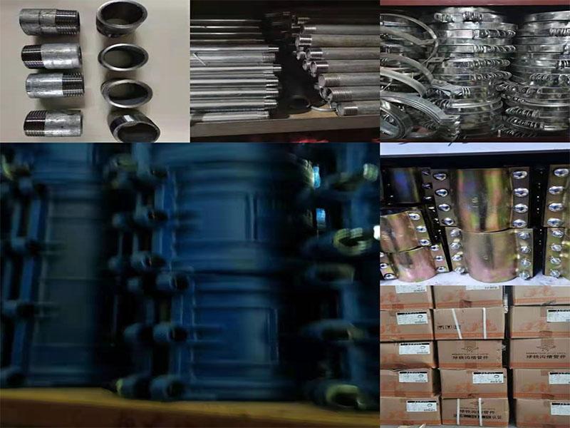 球铁沟槽管件产品汇总